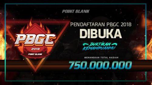 Garena Buka Pendaftaran Kompetisi Point Blank Berhadiah Ratusan Juta!