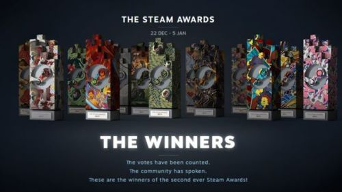Steam Awards 2017: Penghargaan dan Apresiasi Komunitas Gamer