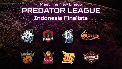 Menanti Kiprah Tim Indonesia di APAC Acer Predator League 2018