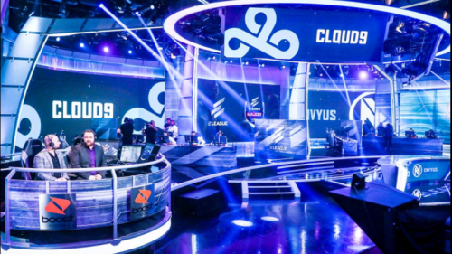 Cloud9 dan G2 Esports Masuk Fase 'New Legends'