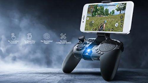 GameSir G5, Gamepad Khusus MOBA dan FPS Sukses di CES 2018!