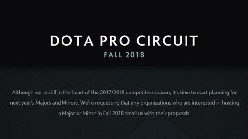 Valve Terima Proposal Minor dan Major di Paruh Kedua 2018