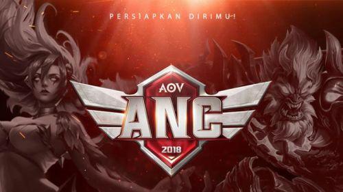Jangkau 23 Kota, GARENA Hadirkan AoV National Championship