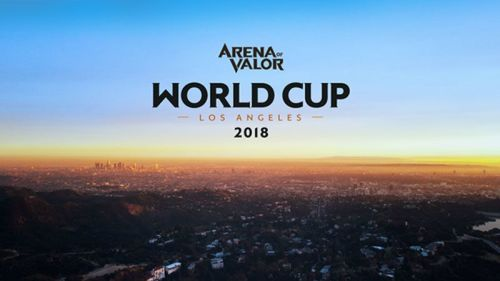 Tencent Games Canangkan Ide Turnamen Arena of Valor World Cup!