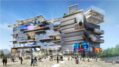 Cina Segera Miliki Stadion eSports Kebanggaan di Zhongxian