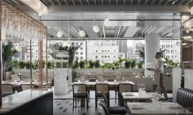 MARCUS Restaurant + Lounge