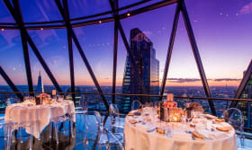 Helix by Searcys at The Gherkin