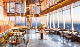 Peak Restaurant at Hudson Yards