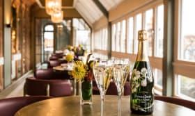 Perrier-Jouët Champagne Terrace at Harrods (Bar)