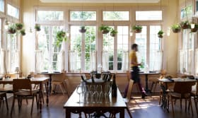 Restaurant and Bar at The Chloe