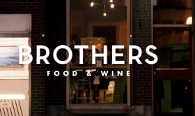 Brothers Food and Wine