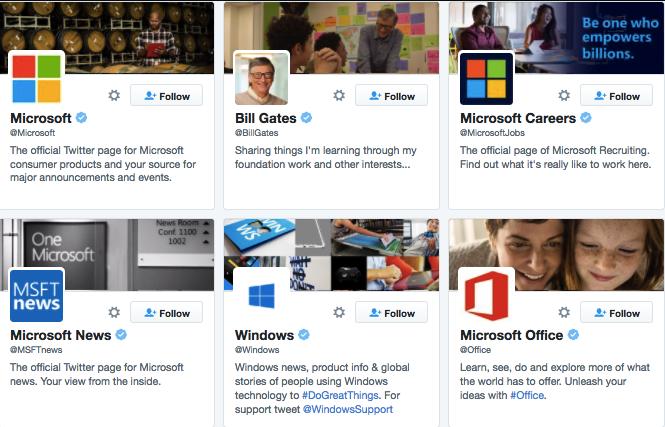 Design led organization - Microsoft