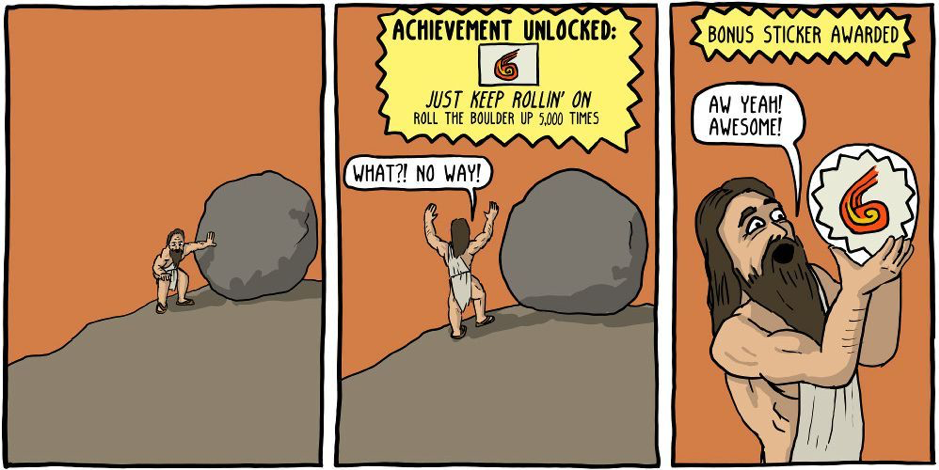 achievements for usability testing