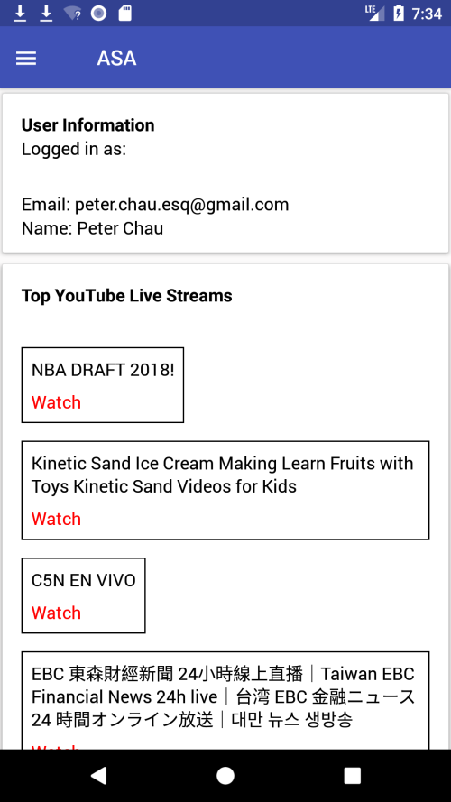 View Top YouTube Live Streams by Concurrent Viewers