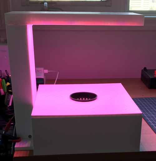 Indoor Agriculture Robot - front