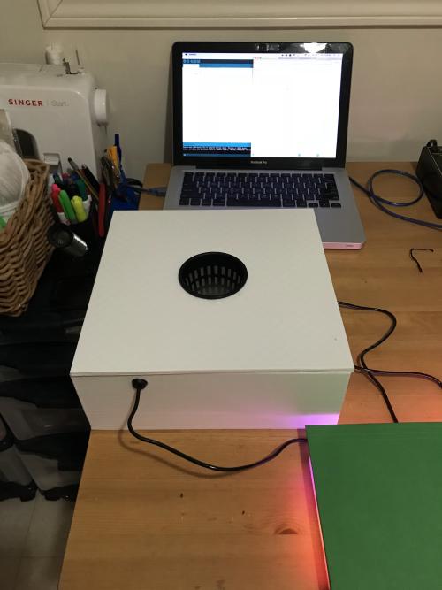Ultrasonic Fogger Hardware - 1