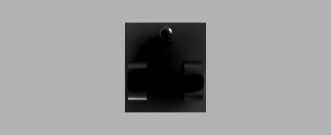CAD Rendering - Bottom