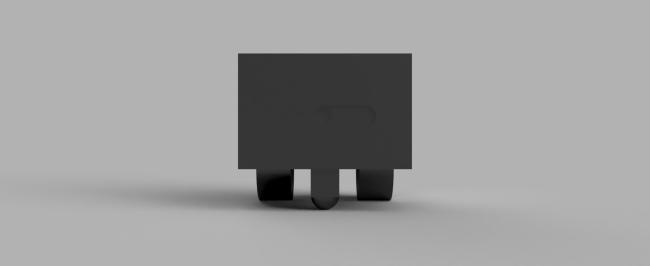 CAD Rendering - Front