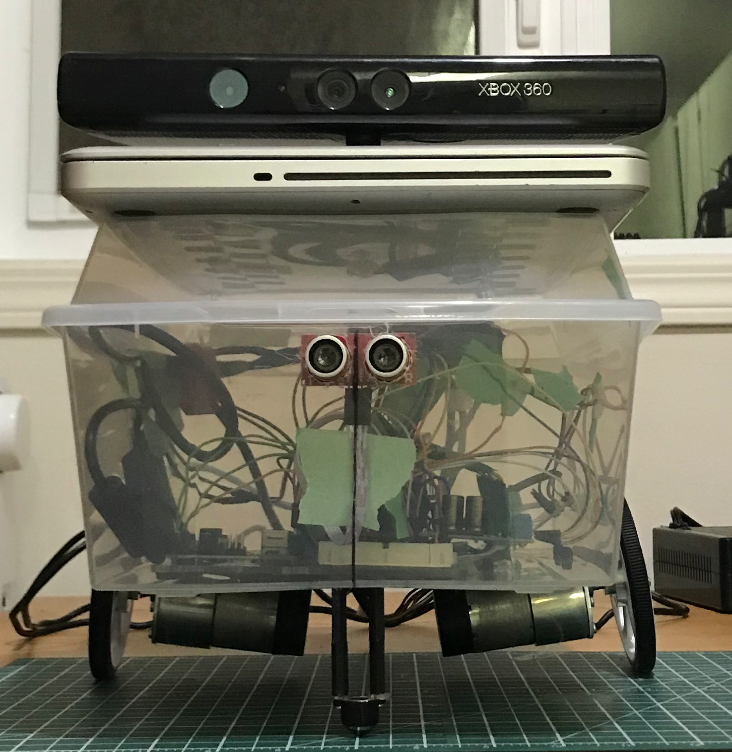 Chefbot Build Notes | Laboratory One Research Blog