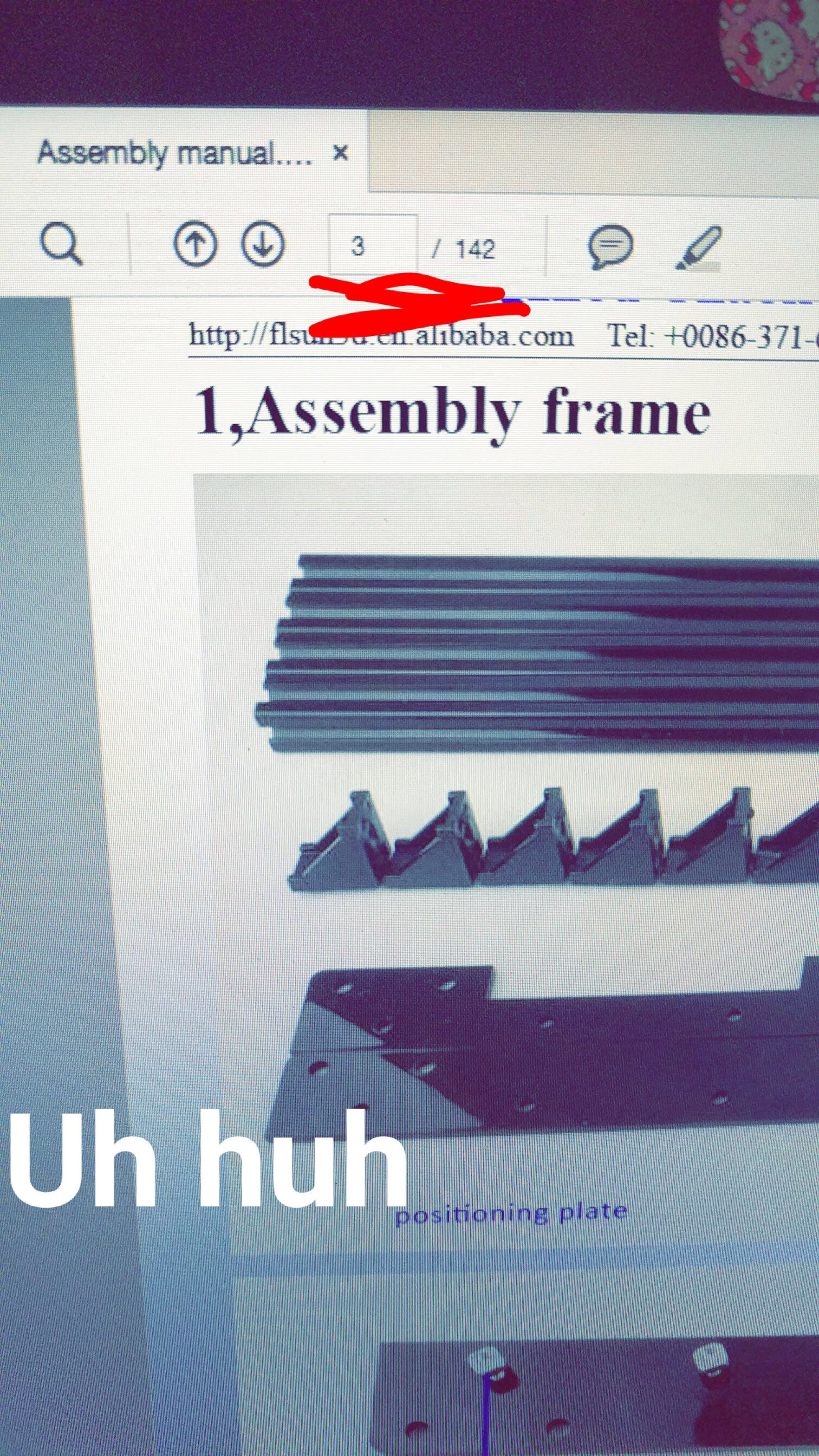 3D Printer Assembly Manual