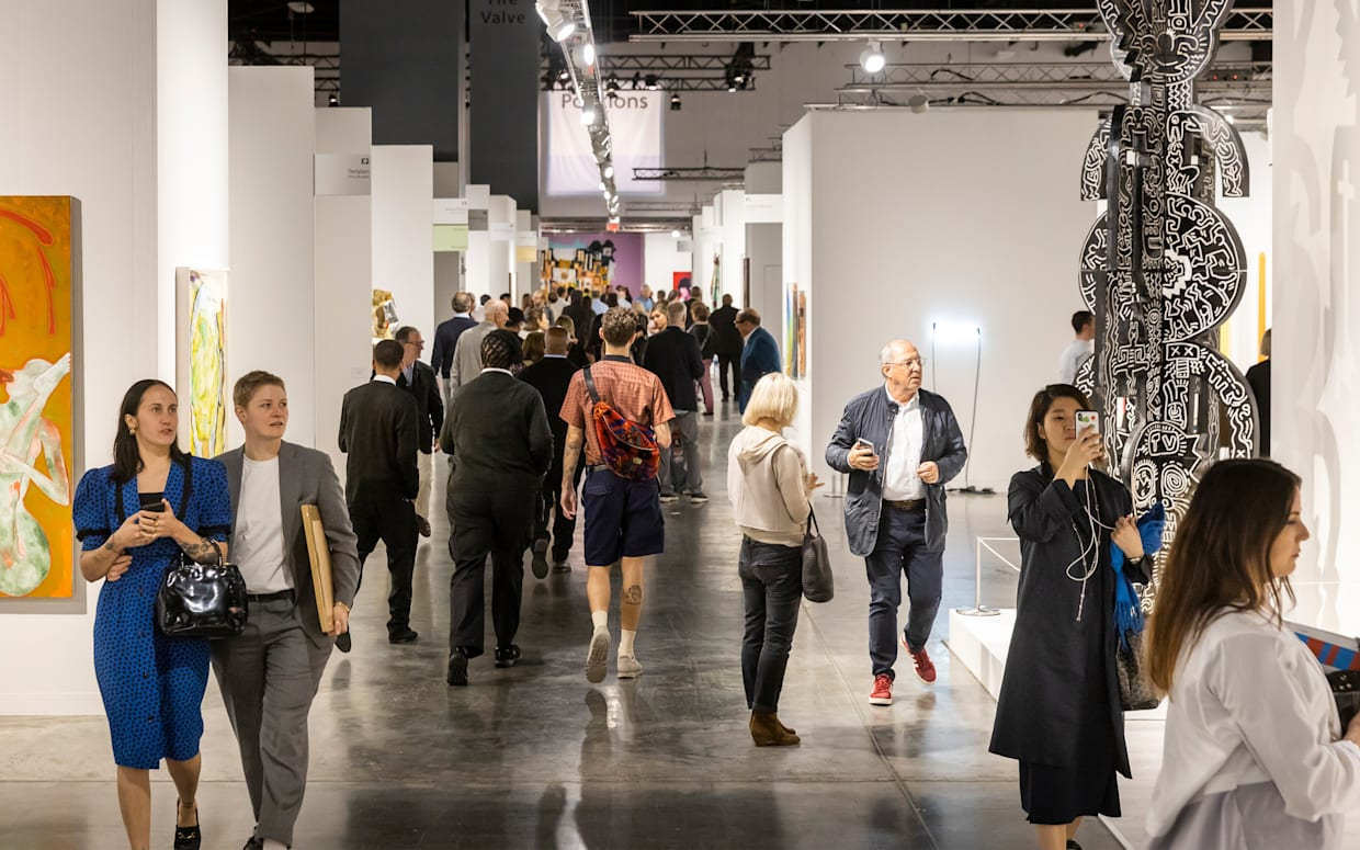 We regret to announce that the 2020 edition of Art Basel Miami Beach has been cancelled