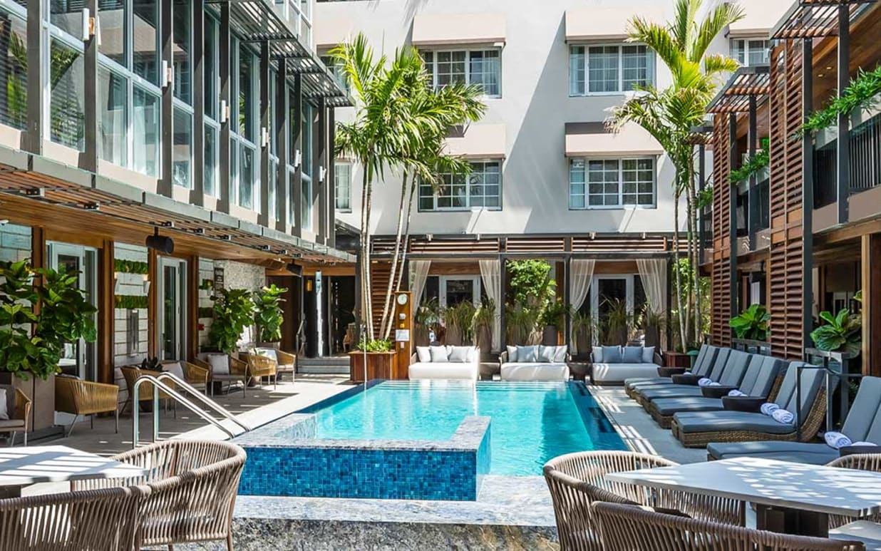 Best Hotels  Miami Hotels Under 200