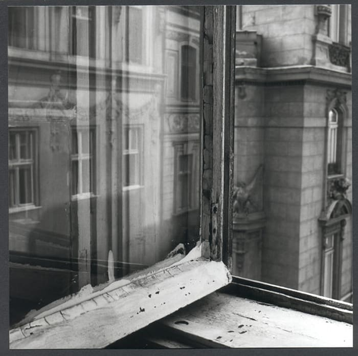 Spiegelfenster / Mirrow Window by VALIE EXPORT