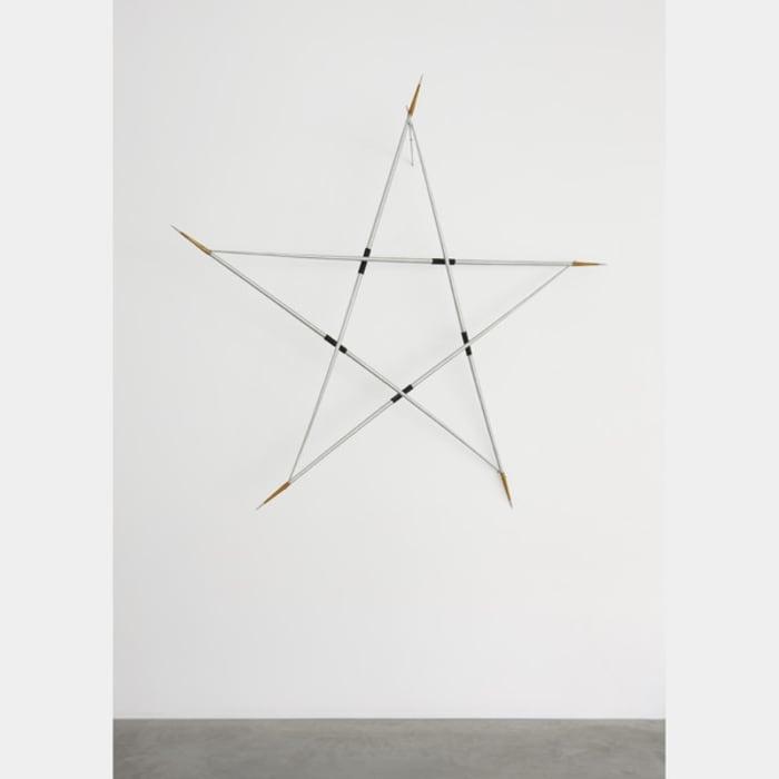 Stella Vostok by Gilberto Zorio