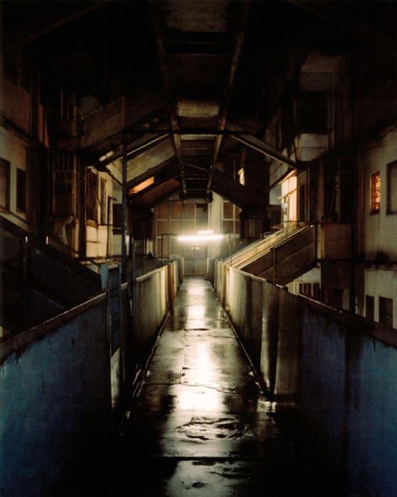 Corridor by Tobias Zielony