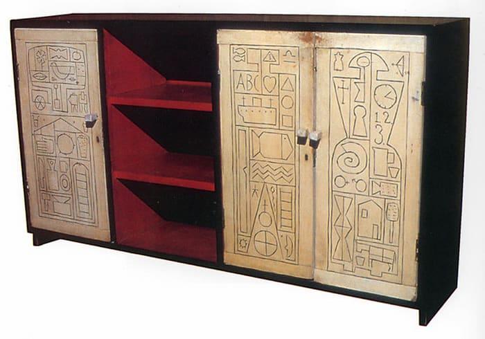 Cabinet by Julio Alpuy