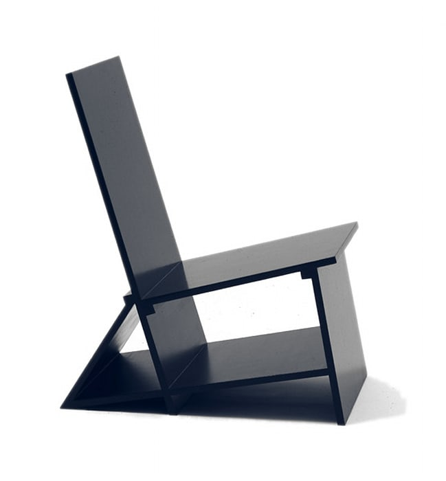 TTG Chair (Replica) by Taller Torres-García