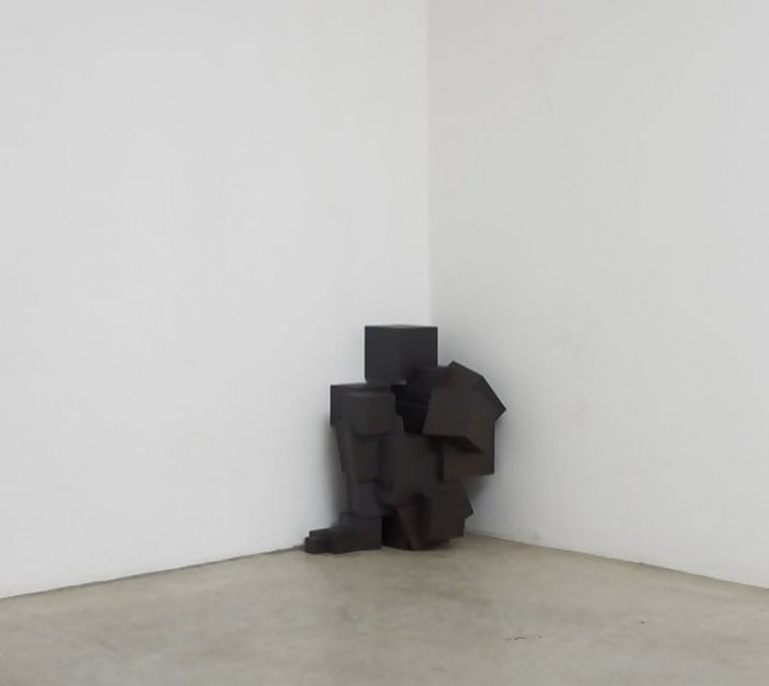 Corner III by Antony Gormley