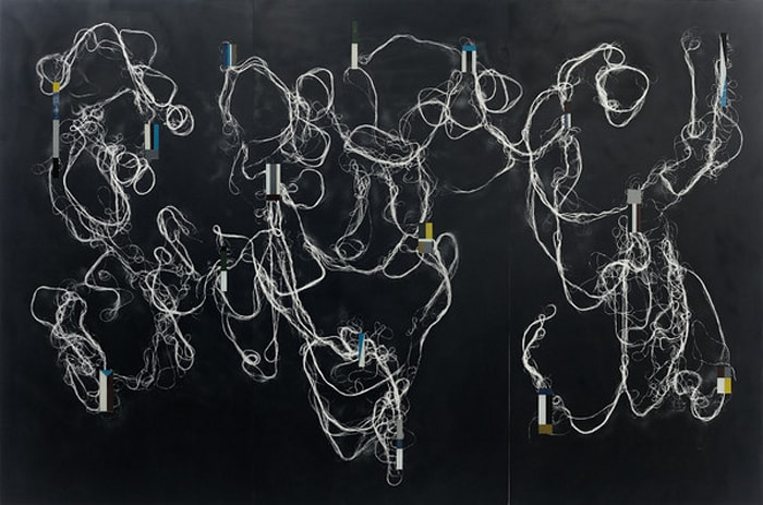 Follow me into absurdity (mindmap) by Matthias Bitzer