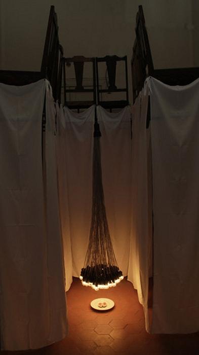 Annunciation by Nino Cais