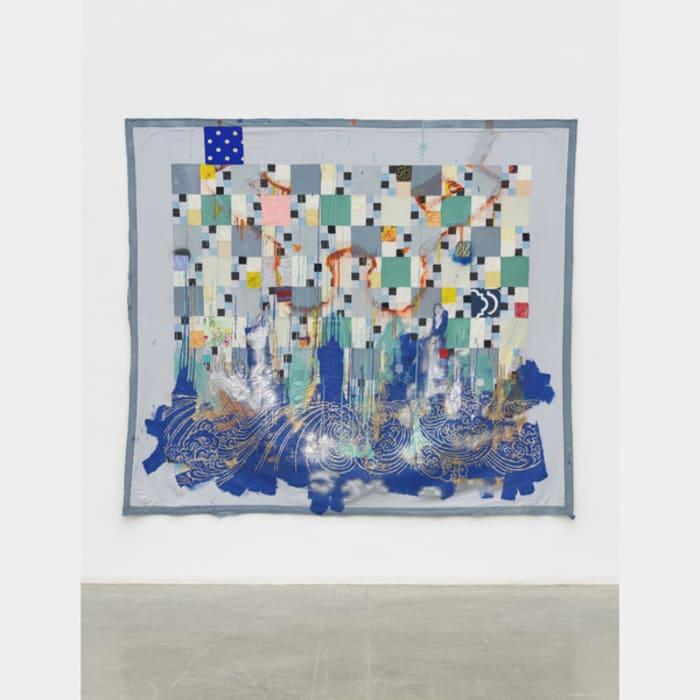 Harlem Blue by Sanford Biggers