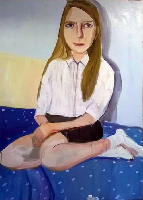 Marina by Chantal Joffe
