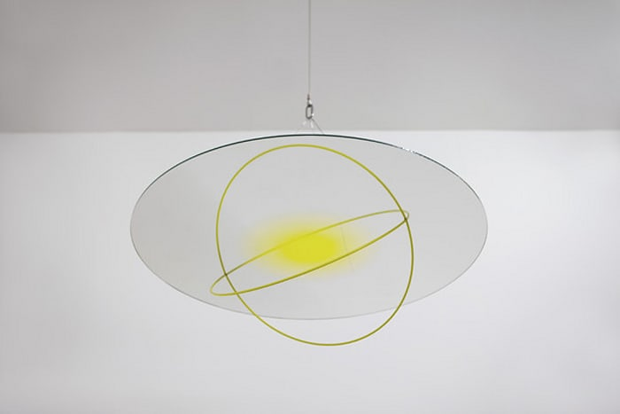 Your viewing orbit 1 by Olafur Eliasson