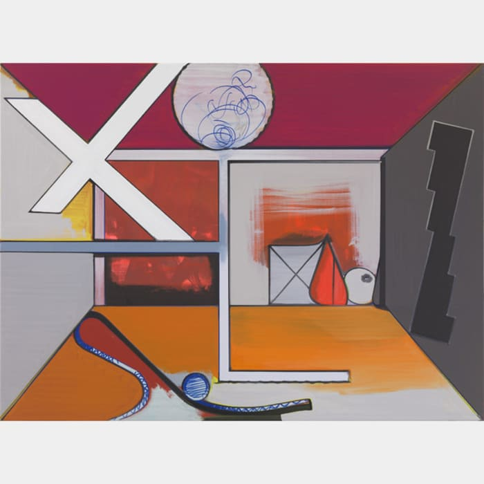 Studio (L.A.) by Thomas Scheibitz