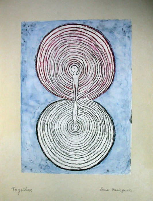 Together by Louise Bourgeois