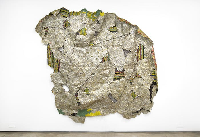 Another Place by El Anatsui