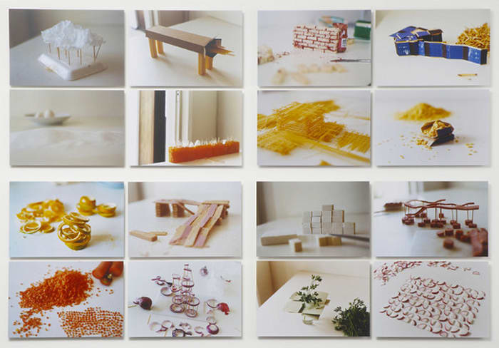 Canteiros / Conversations and Constructions by Rivane Neuenschwander