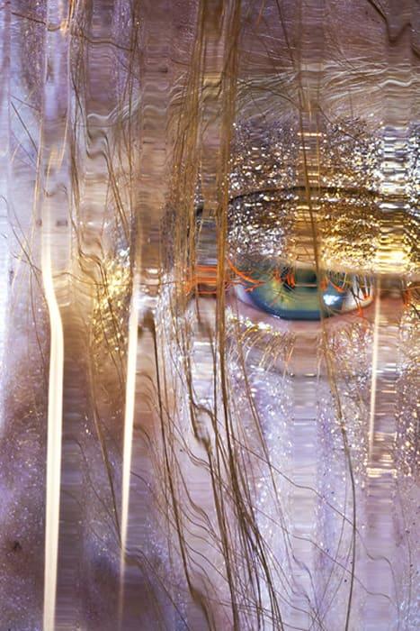 Siren by Marilyn Minter