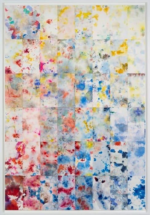Untitled (Primary Palette) by Tim Gardner