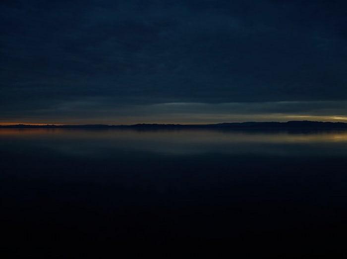 Salton Sea (Dusk) by Richard Misrach