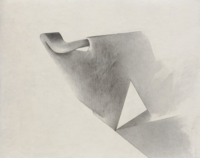 Untitled (9H Pencil series) by Jay DeFeo