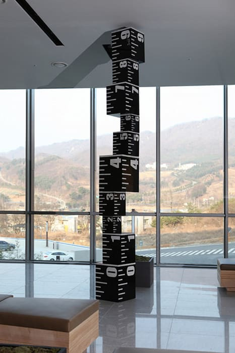 Wonder ruler B by Seungjoo Kim