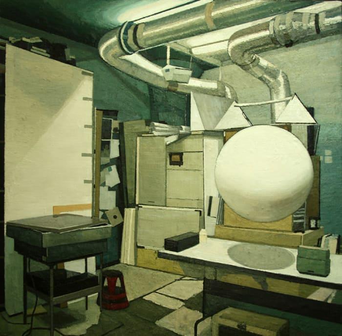 Untitled Studio by Yexing Zhang