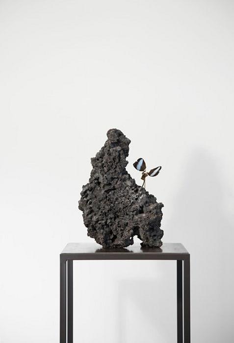 Volcano Metamorphosis by Rebecca Horn