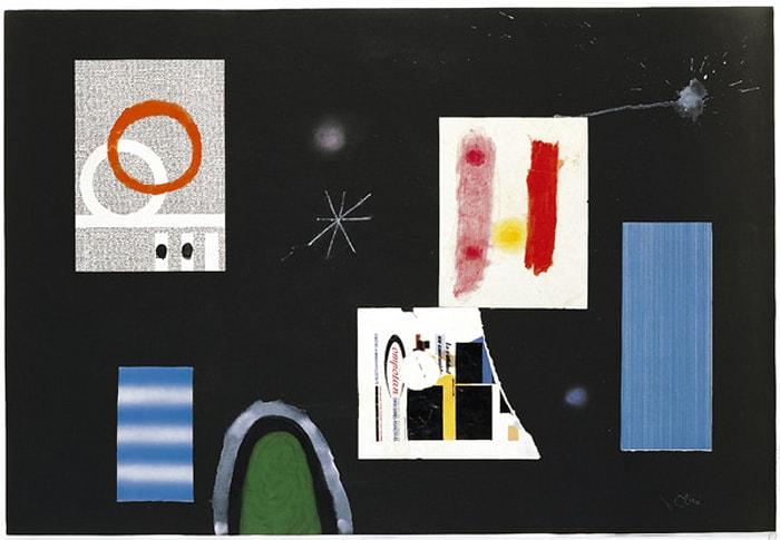 Untitled III, 30/XI/64 by Joan Miró