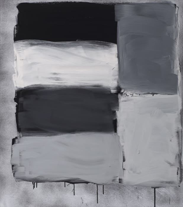 Figure by Sean Scully